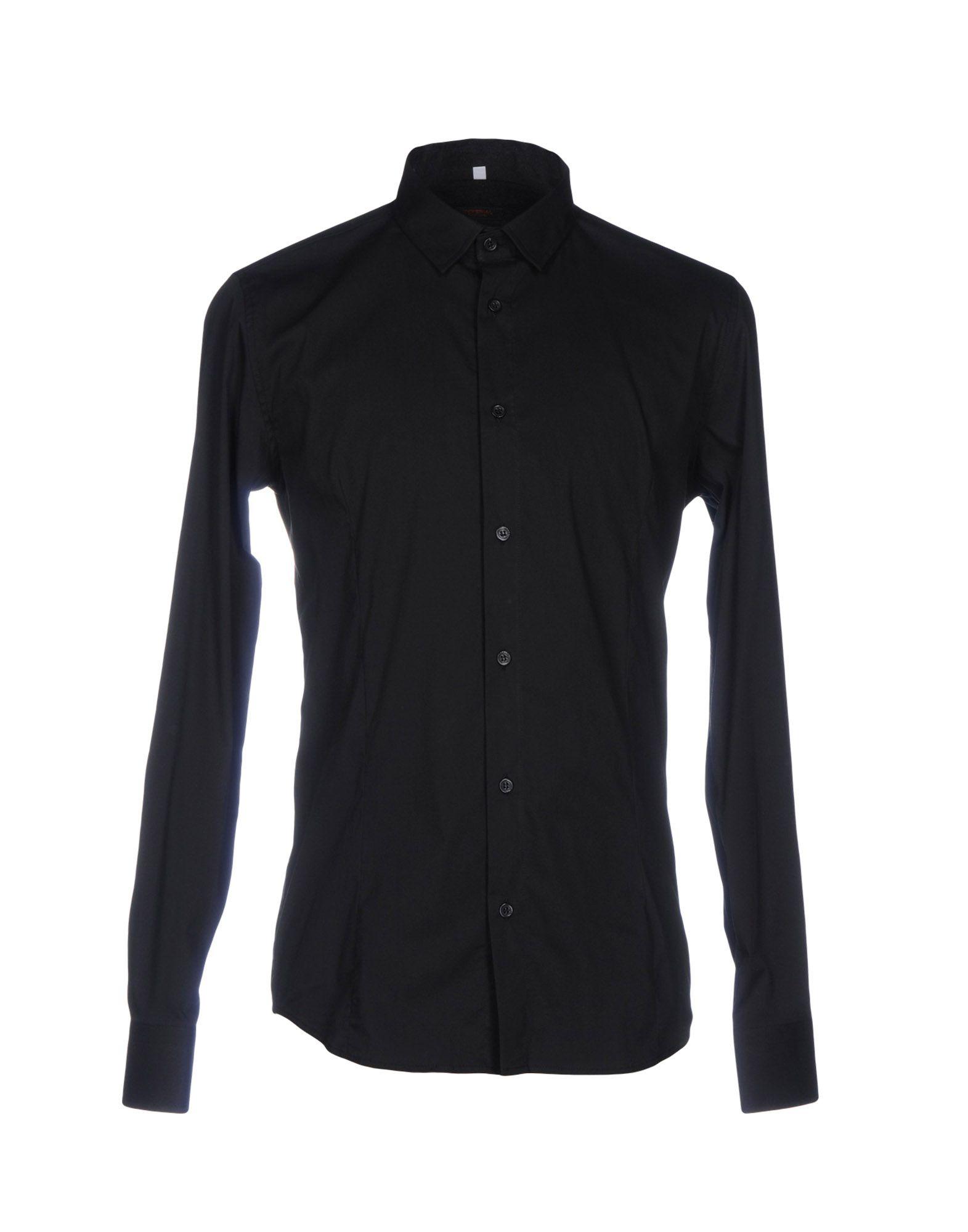 Camicia Tinta Unita Imperial Uomo Uomo Imperial - 38653049UA 3eee68