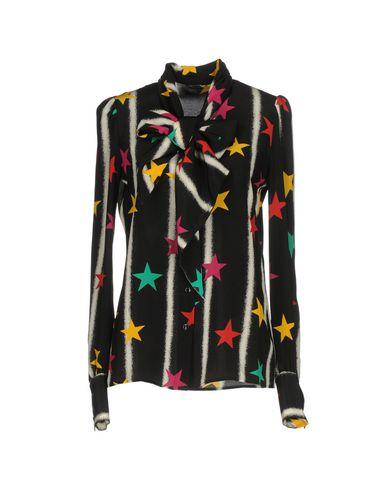 SAINT LAURENT - Patterned shirts & blouses