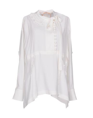 N°21 - Hemden und Blusen einfarbig
