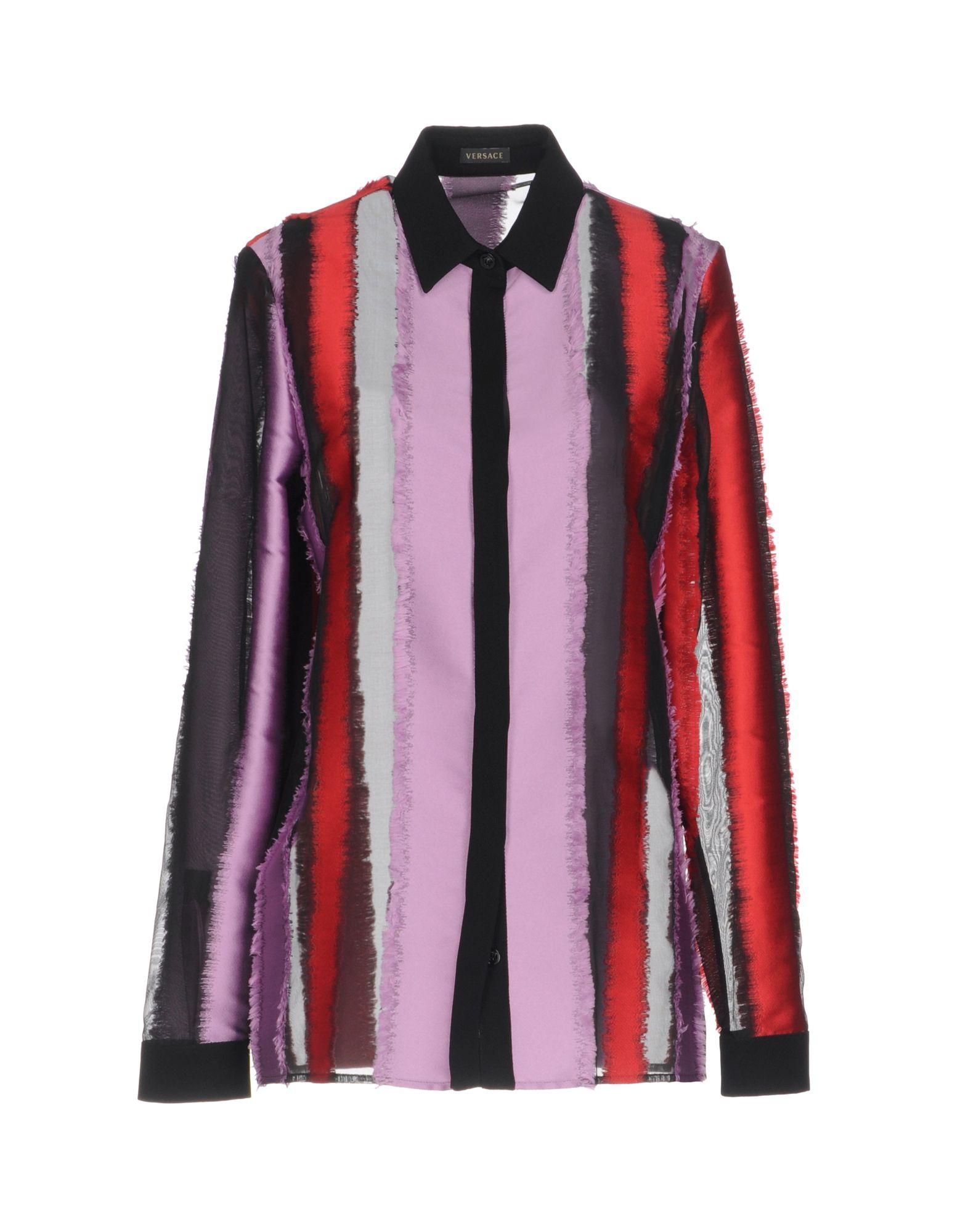 Camicie  E bluse Fantasia Versace donna - - - 38653825TN c86