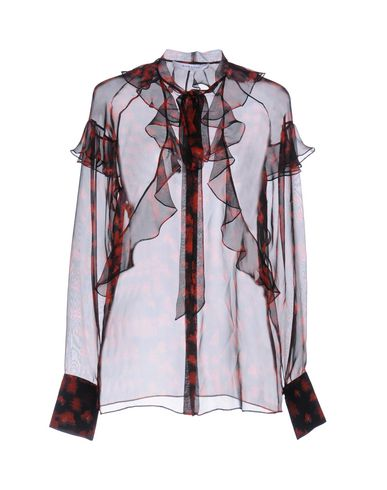 GIVENCHY - Floral shirts & blouses