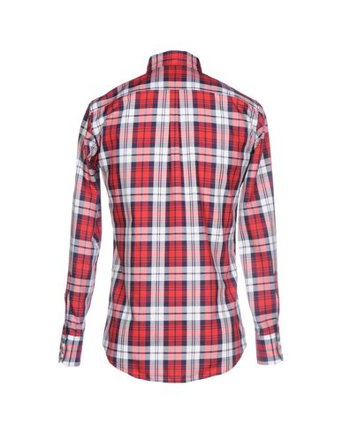 DSQUARED2 Downs Checked shirt