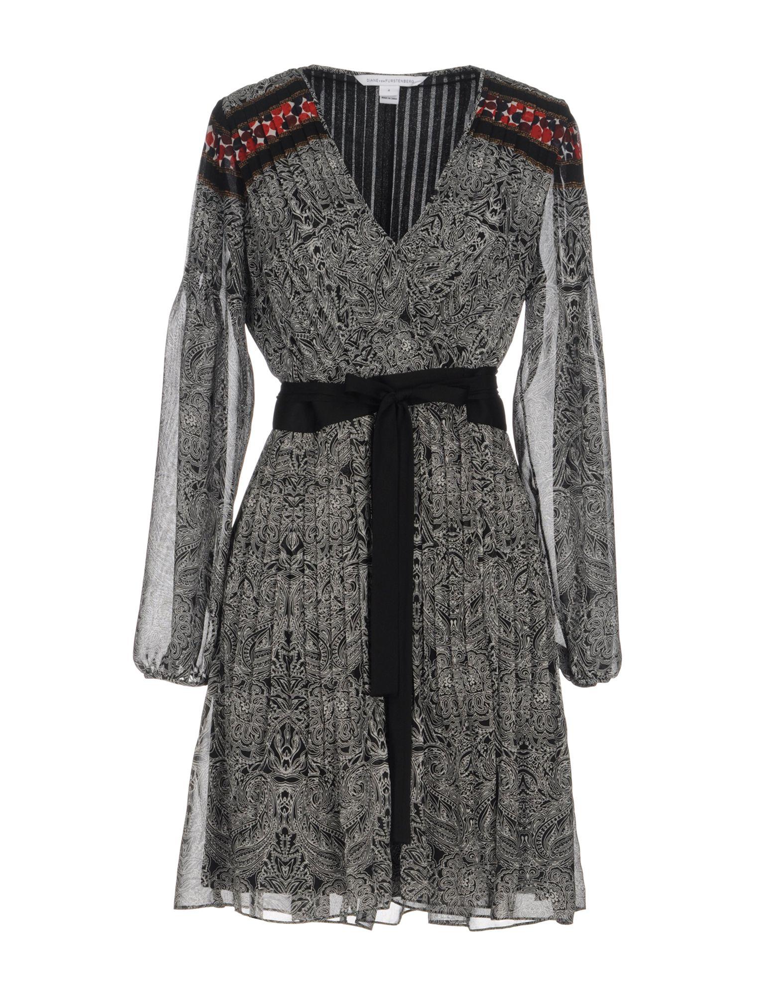 Vestito Corto Diane Von Furstenberg Donna - Acquista online su osR5qpB4