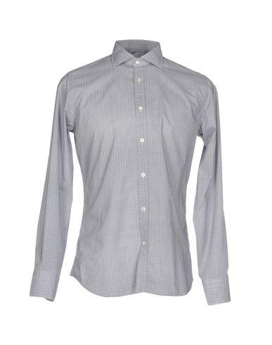 Caliban Trykt Skjorte billig fasjonable klaring salg S6jFZeS0