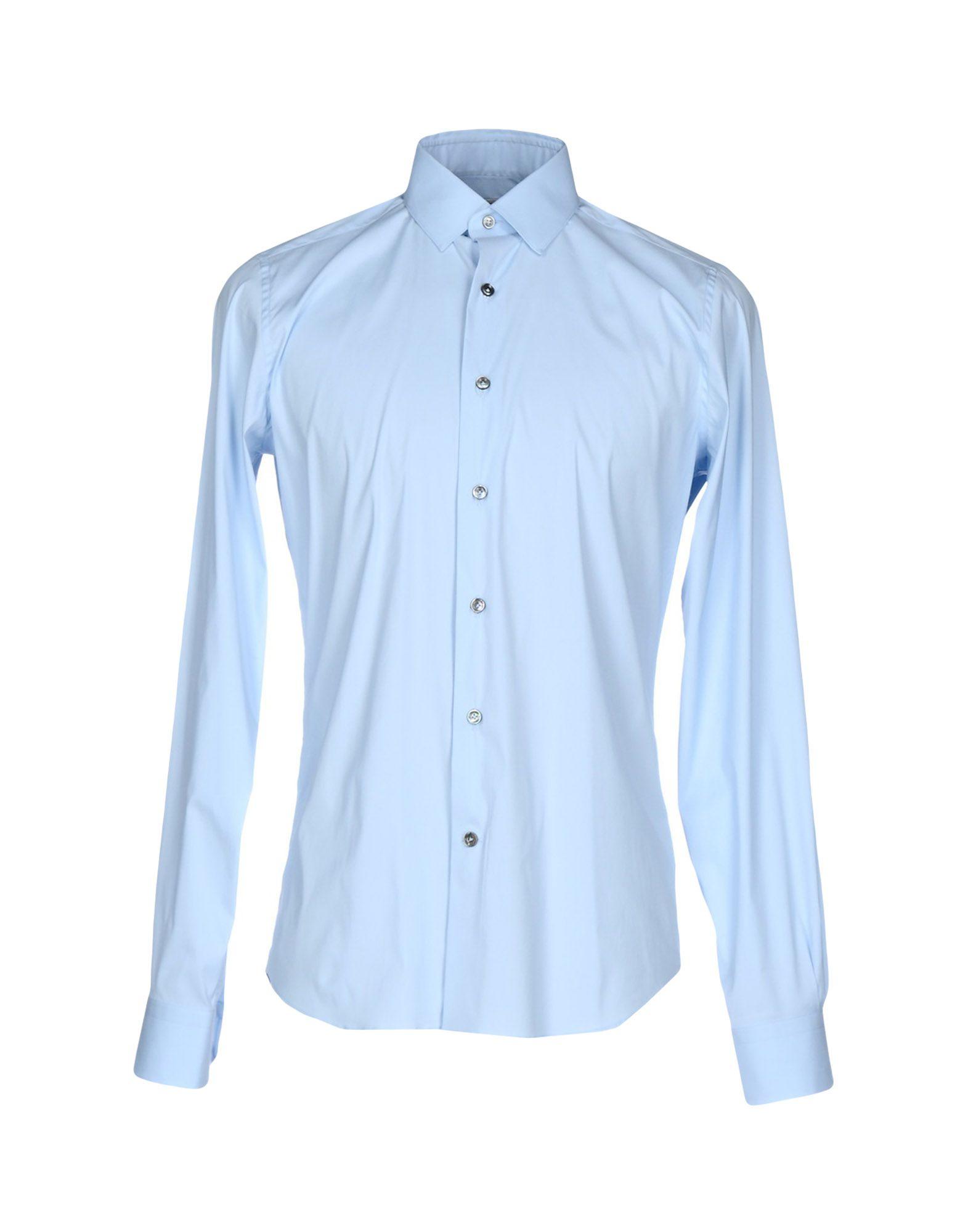 Camicia Tinta Unita Valentino Valentino Unita Uomo - 38656544KR e3e3ba