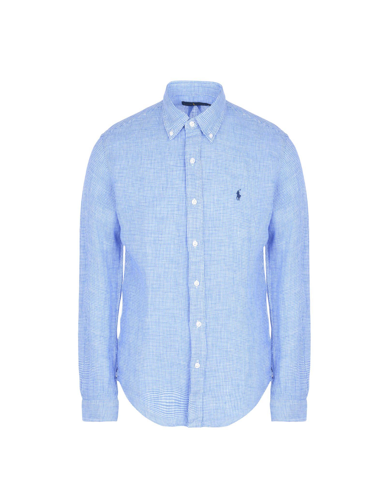 Camicia Fantasia Polo Ralph Lauren Uomo - Acquista online su