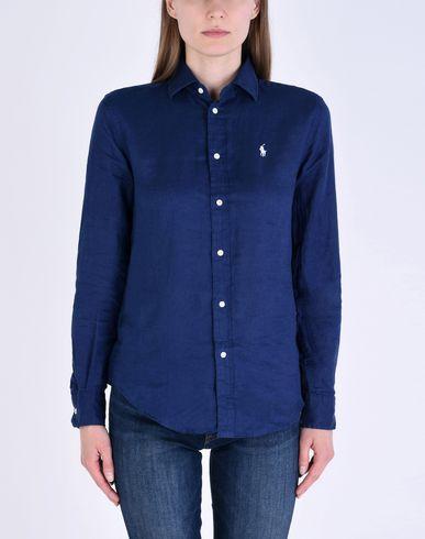 POLO RALPH LAUREN Camisa de lino