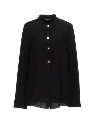 EMPORIO ARMANI - Camisas y blusas de seda