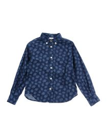 DONDUP DKING - 柄入りシャツ