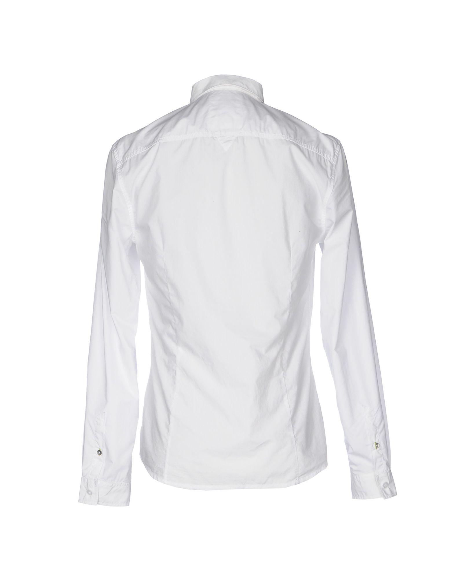 Camicia Tinta Tinta Tinta Unita Guess Uomo - 38659713QJ a2896b