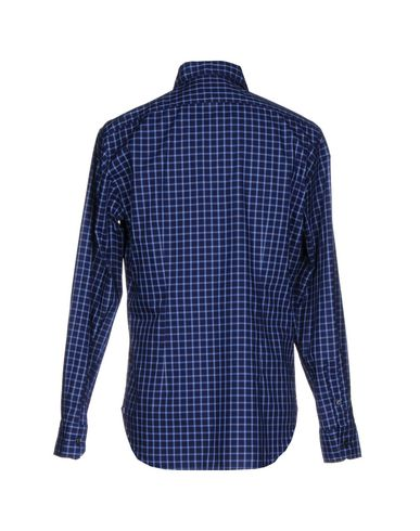 billige mange typer beste tilbud Brown & Bros. Brown & Bros. Camisa De Cuadros Rutete Skjorte utløp billig pris sJiq54KPQL