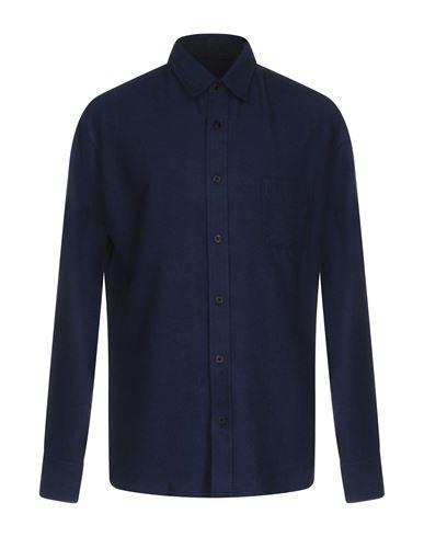 THE ELDER STATESMAN Einfarbiges Hemd Kostenloser Versand Limited Edition Kostenloser Versand Neue Stile qe6Zm