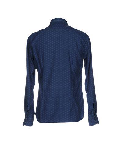billig falske Aglini Stripete Skjorter begrenset rabatt største leverandøren utløp beste prisene VyOb1cfZe