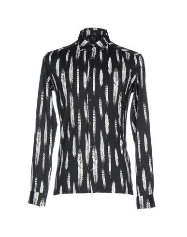 Hele verden frakt online billigste Roberto Cavalli Trykt Skjorte klaring få autentiske 17nD83