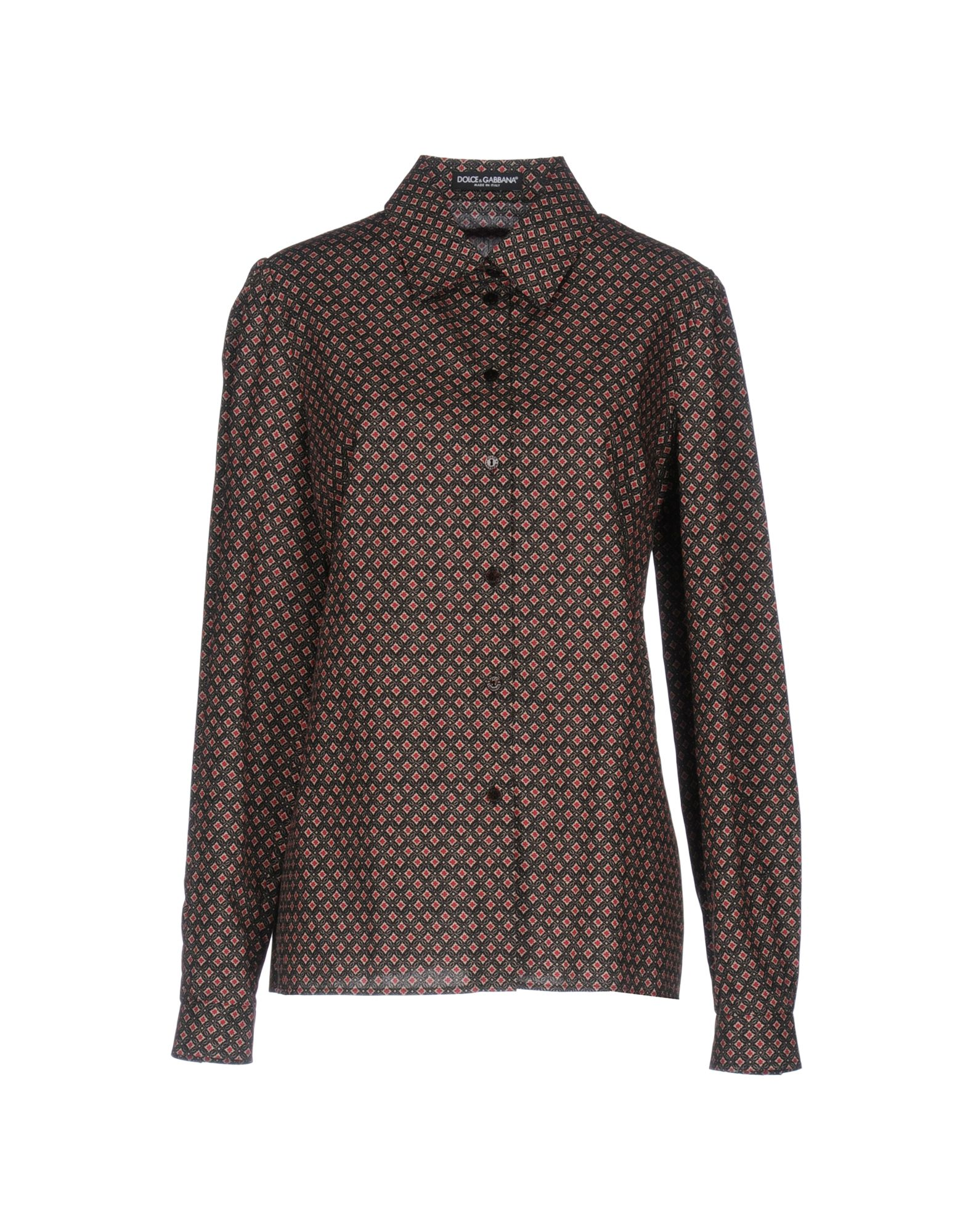3a21803d9cfd Εμπριμέ Πουκάμισα Και Μπλούζες Dolce   Gabbana Γυναίκα Κολεξιόν  Άνοιξη-Καλοκαίρι και Φθινόπωρο-Χειμώνας