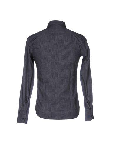 HAMAKI-HO Hemd mit Muster Bilder Günstiger Preis Mit Paypal Zu Verkaufen JI8QvqbIM
