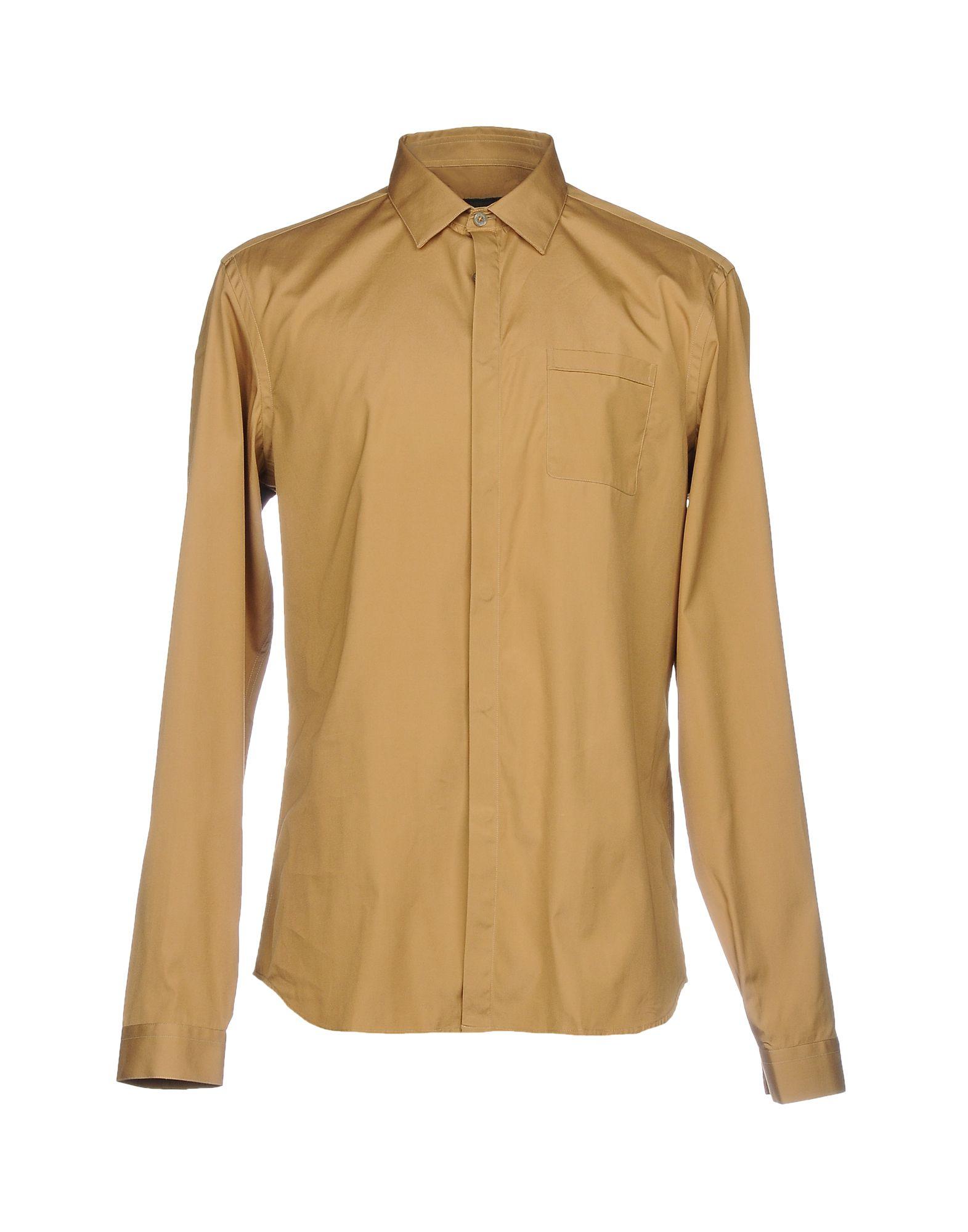 Camicia Tinta Unita Belstaff Uomo - Acquista online su