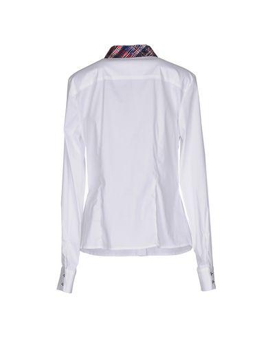 Marani Jeans Skjorter Og Bluser Glatte billig veldig billig fSiahbU0X
