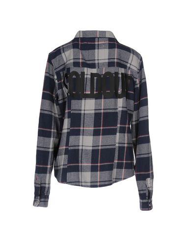 Rutete Skjorte Utsolgt billig salg virkelig rabatt billigste pris lTtQ328hXa
