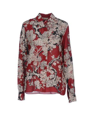 VALENTINO - Chemises et chemisiers à fleurs