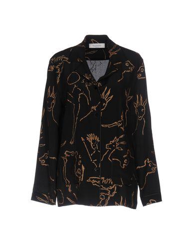 VALENTINO - Camisas y blusas de seda