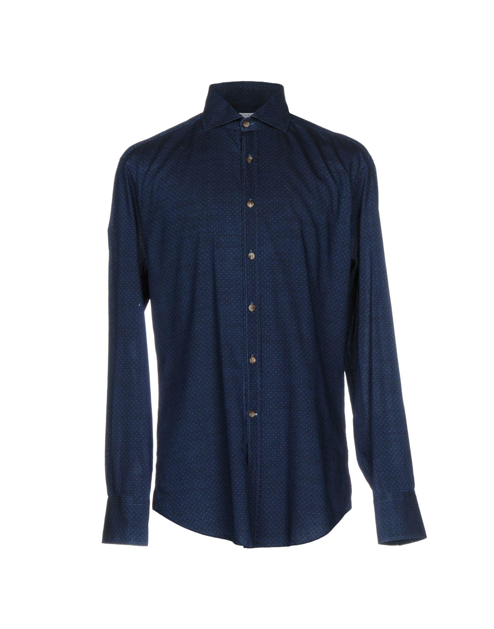 Camicia Fantasia Brunello Cucinelli Uomo - Acquista online su