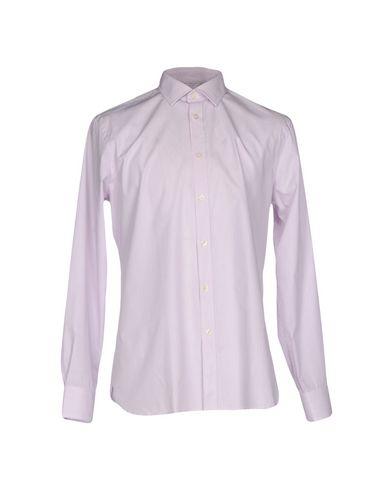 AQUASCUTUM Striped Shirt in Pink