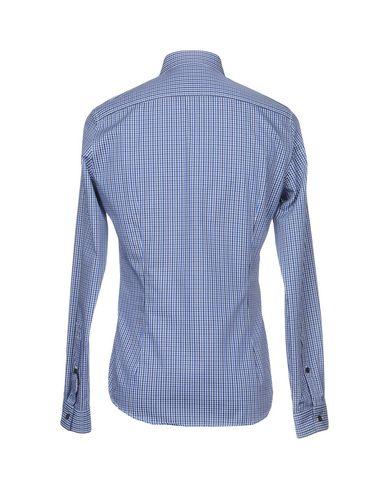 Versace Jeans Rutete Skjorte salg nettbutikk bgO1C0