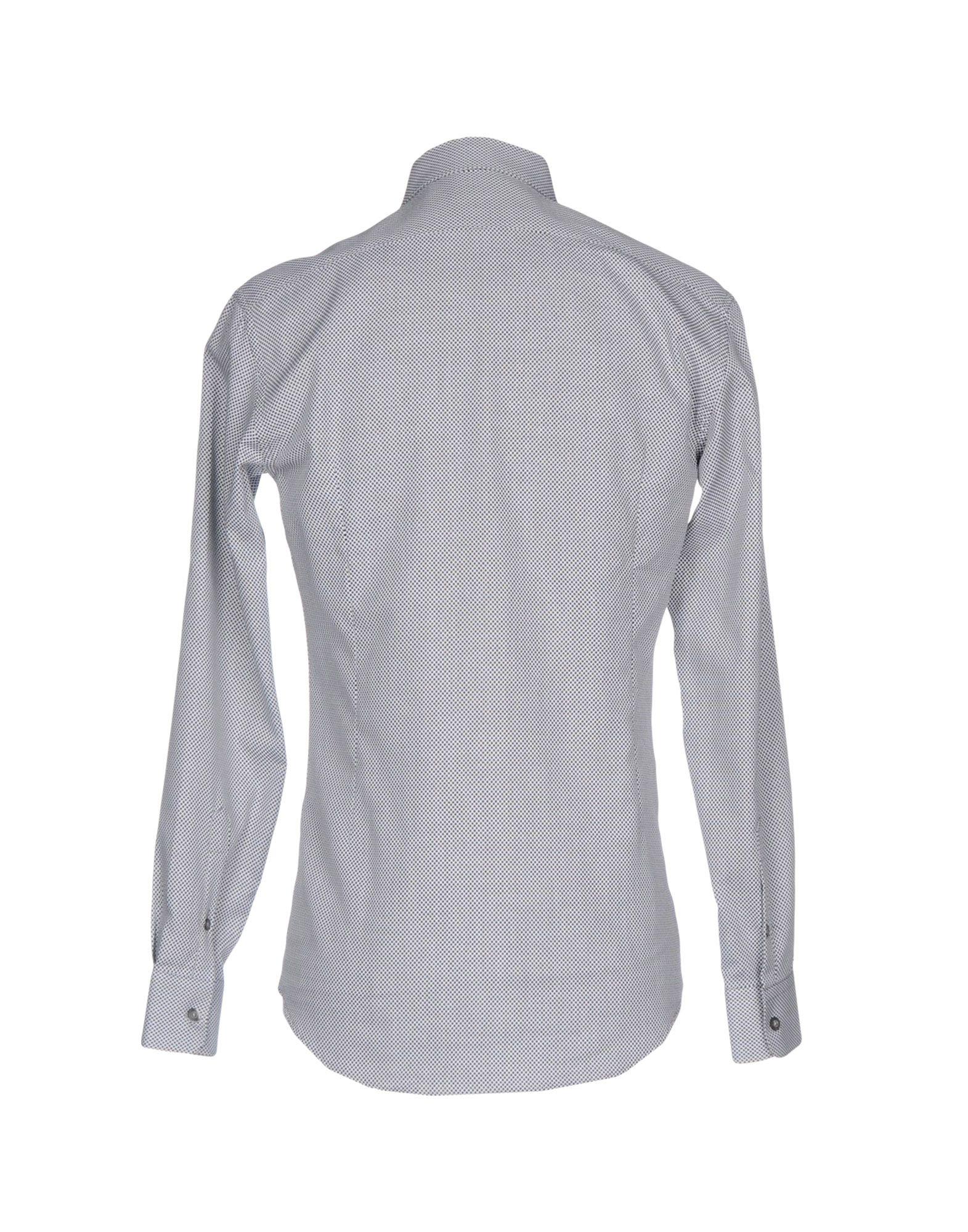 Camicia Camicia Camicia Fantasia Daniele Alessandrini Uomo - 38663156UK 78115a