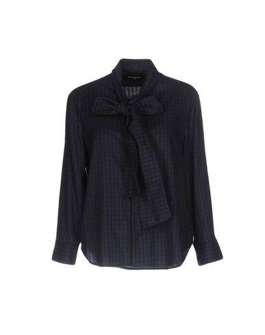 DSQUARED2 Hemden und Blusen mit Schleife Auslauf 2018 Neu Billig Bilder online Shop für zum Verkauf TtN0yI