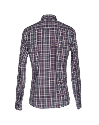 Verkauf Schnelle Lieferung BIKKEMBERGS Kariertes Hemd Günstig Kaufen Besten Verkauf bqiF2vTY