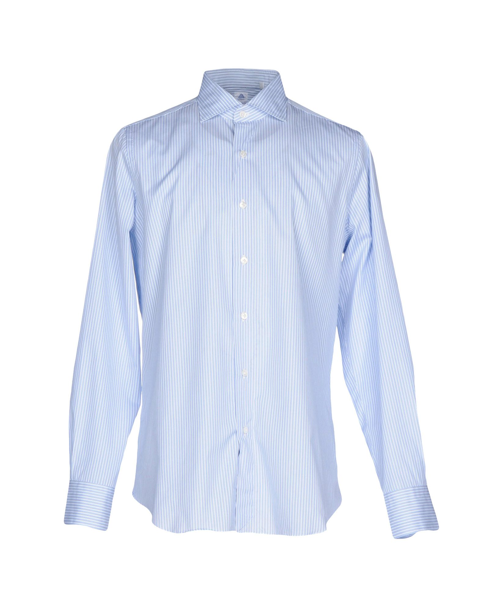 SOLD OUT         Camicia A Righe Finamore 1925 Uomo - Acquista online su
