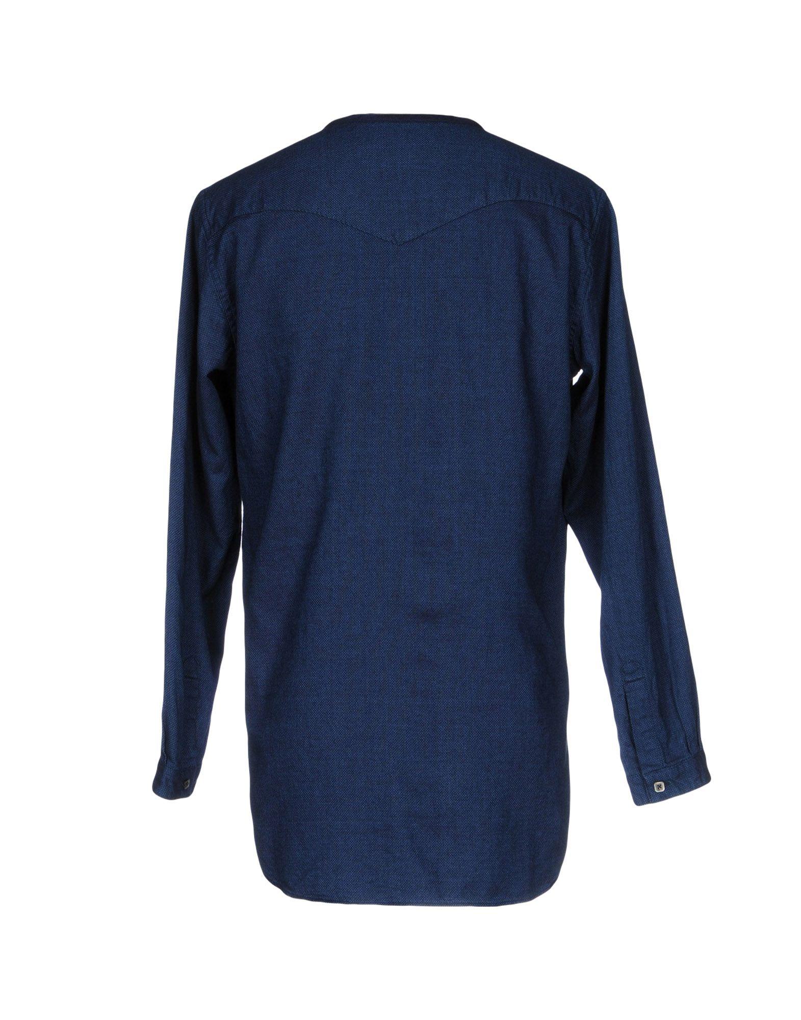 Camicia Fantasia blu blu  - Japan Uomo -  38664461EV b8995e