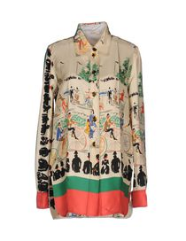 CÉLINE - Patterned shirts & blouses