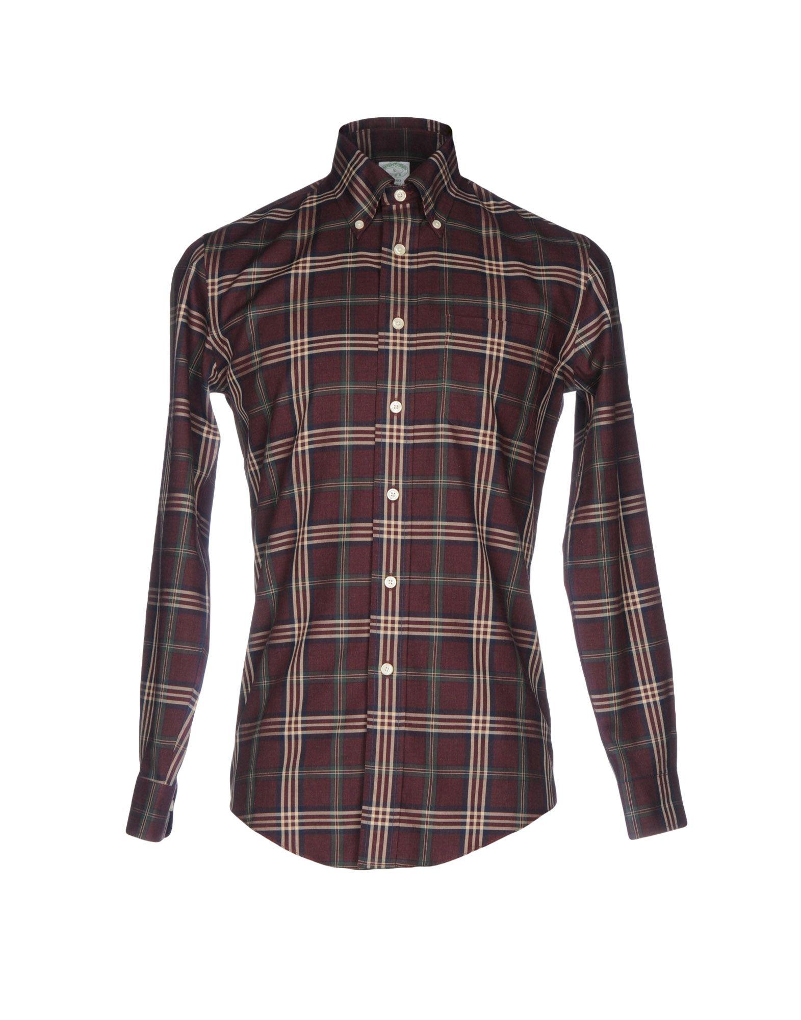 Camicia A Quadri Brooks Brothers Donna - Acquista online su