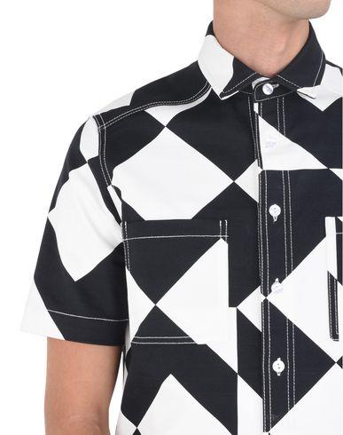 Arthur Arbesser X Yoox Skjorte Camisa Estampada uttak 2014 nye HWIDxmio