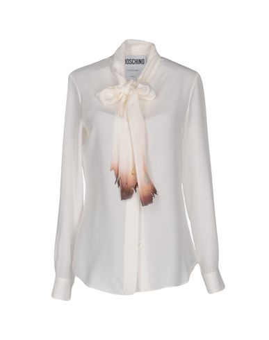 49e263a3dcbc Moschino Shirts   Blouses With Bow - Women Moschino Shirts   Blouses ...