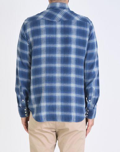 rabatt offisielle nettstedet Polo Ralph Lauren Western Skjorte Rutete Skjorte samlinger anbefale billig rabatt salg mållinjen Y9mUci