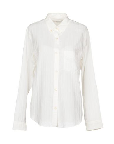 Massenentwürfe ISABEL MARANT ÉTOILE Hemden und Blusen einfarbig Viele Arten von Clearance Preise Neue Stile qAf72qZM