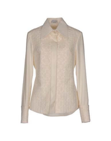 TEATUM JONES Shirts in Ivory