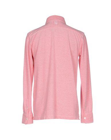 BILLIONAIRE Einfarbiges Hemd Online Gehen Outlet Kaufen Günstig Kaufen Manchester Großen Verkauf GNbk8dO