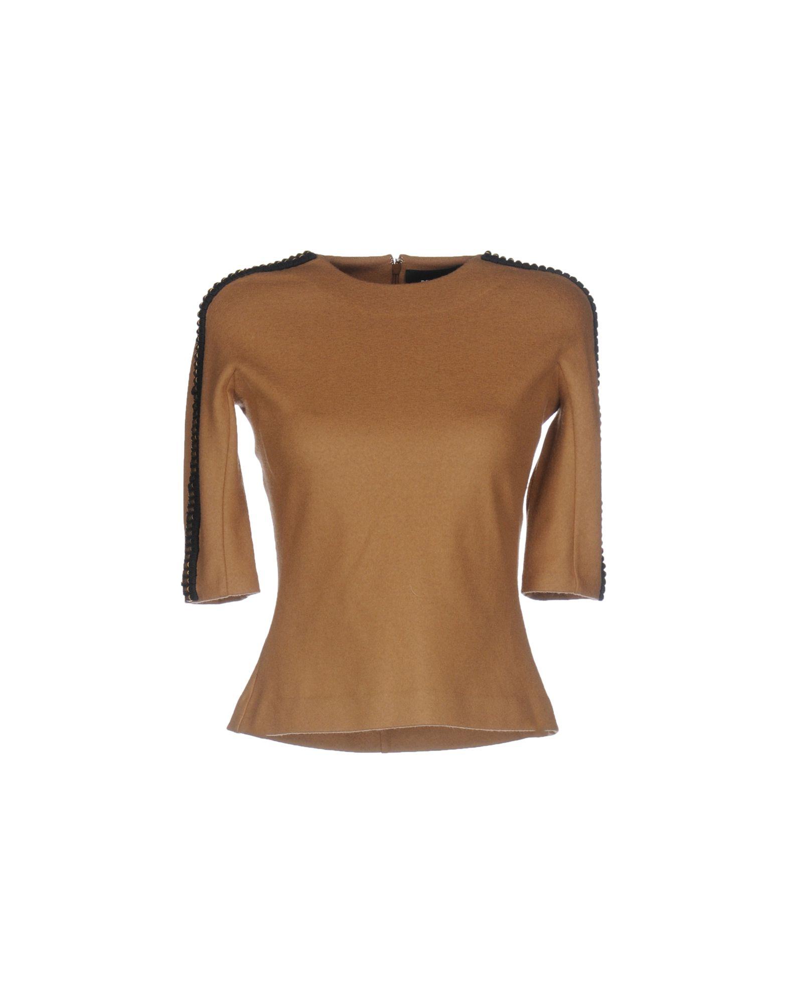 Camicie E Bluse Tinta Unita Dsquared2 Donna - Acquista online su