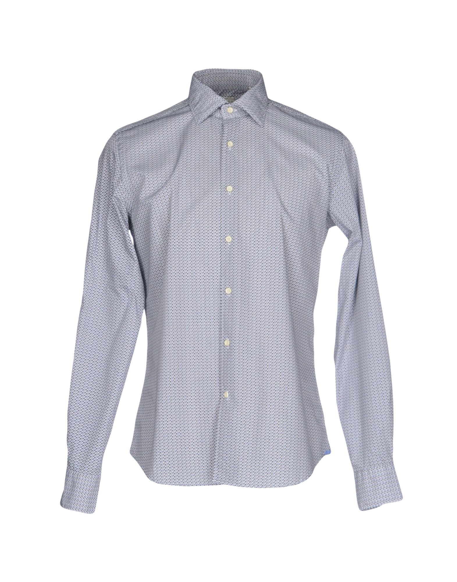 Camicia Camicia Fantasia Xacus uomo - 38667916NJ  online Shop