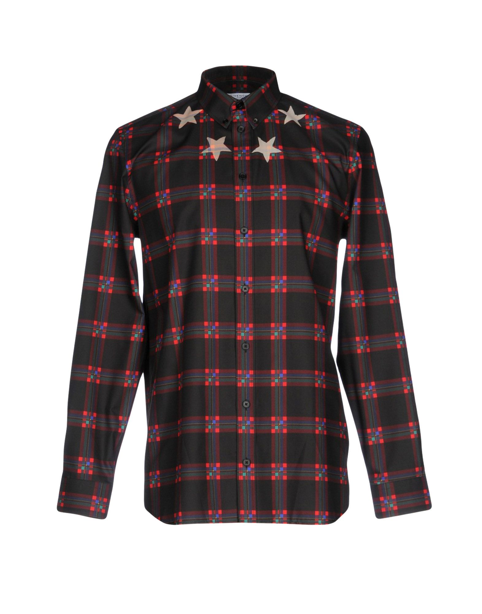 Camicia A Quadri Givenchy Donna - Acquista online su