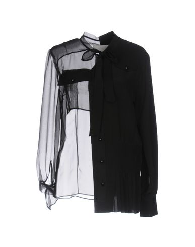 MAISON MARGIELA - Shirts & blouses with bow