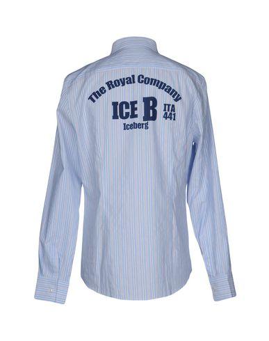 Ice B Isfjellet Stripete Skjorter CEST billig online KloddtZ
