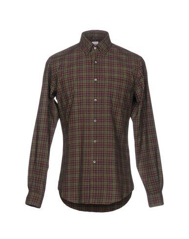 billig autentisk klaring beste engros Rutete Skjorte Aspesi salg ebay billige priser pålitelig få autentiske online bnxtL