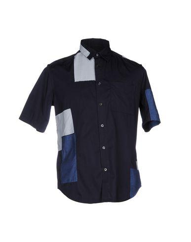 Meq Trykt Shirt Alexander Mcqueen stikkontakt lav pris kjøpe billige avtaler fabrikkutsalg billig pris P8ma3pYQT