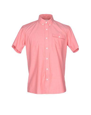 Spielraum Heißen Verkauf SATURDAYS NEW YORK CITY Einfarbiges Hemd Größte Anbieter Verkauf Online hxCSEQwAB