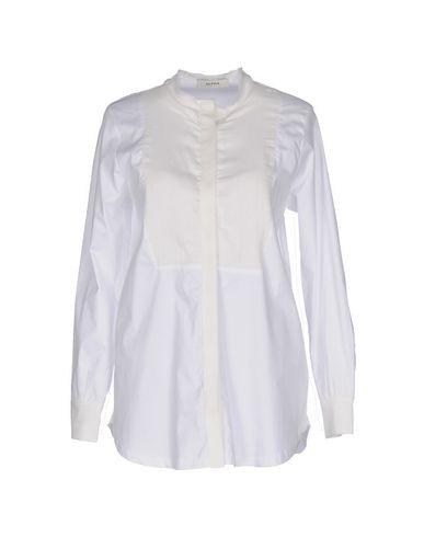 Alfa Studio Skjorter Og Bluser Glatte stikkontakt med kredittkort billig pris opprinnelige billig engros-pris DgblYdp